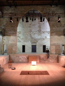 Teatro Garibaldi, Palermo. Décembre 2014
